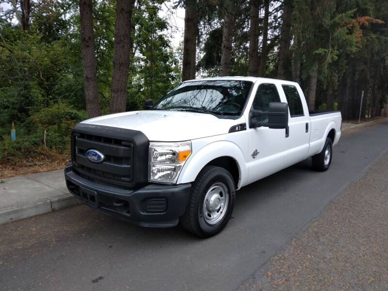 2011 Ford F-350 Super Duty for sale in Milwaukie, OR