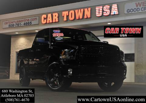 2016 RAM Ram Pickup 1500 for sale at Car Town USA in Attleboro MA