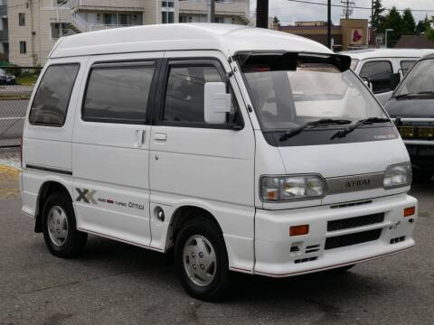 1993 Daihatsu Atrai Turbo XX 4WD for sale at JDM Car & Motorcycle LLC in Seattle WA