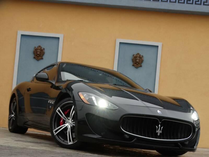 2015 Maserati GranTurismo for sale at Paradise Motor Sports LLC in Lexington KY