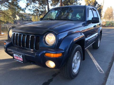 2002 Jeep Liberty for sale at Local Motors in Bend OR