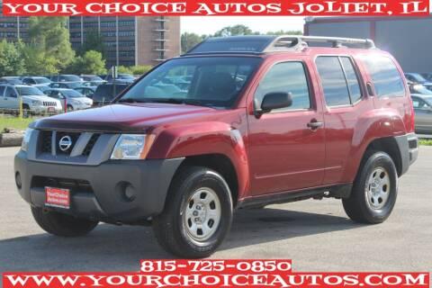 2008 Nissan Xterra for sale at Your Choice Autos - Joliet in Joliet IL