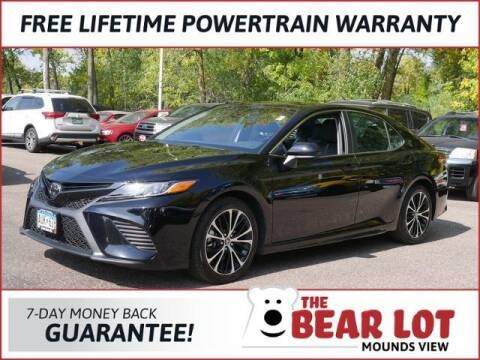 2018 Toyota Camry for sale at Rydell Auto Outlet in Mounds View MN