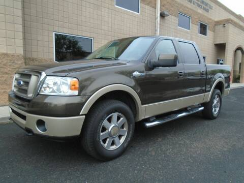 2008 Ford F-150 for sale at COPPER STATE MOTORSPORTS in Phoenix AZ