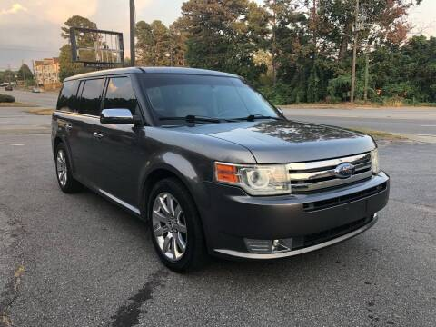 2009 Ford Flex for sale at CAR STOP INC in Duluth GA