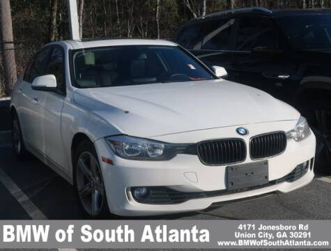 2013 BMW 3 Series for sale at Carol Benner @ BMW of South Atlanta in Union City GA