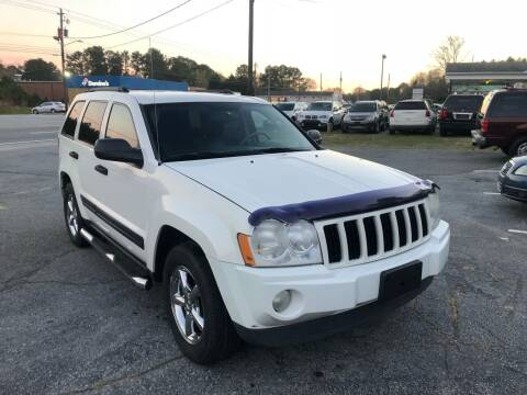 2006 Jeep Grand Cherokee for sale at ATLANTA AUTO WAY in Duluth GA