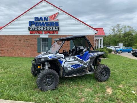 2017 Polaris RZR1000XP for sale at Dan Powers Honda Motorsports in Elizabethtown KY