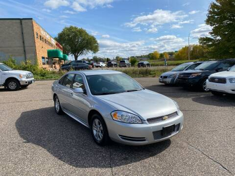 2014 Chevrolet Impala Limited for sale at Family Auto Sales in Maplewood MN