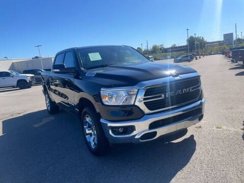 2021 RAM Ram Pickup 1500 for sale at Mann Chrysler Dodge Jeep of Richmond in Richmond KY