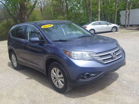 2014 Honda CR-V for sale at Jack Cooney's Auto Sales in Erie PA