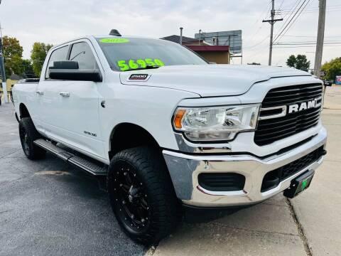 2019 RAM Ram Pickup 2500 for sale at Island Auto in Grand Island NE