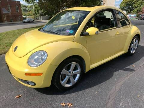 2006 Volkswagen New Beetle for sale at On The Circuit Cars & Trucks in York PA