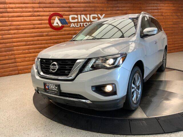 2018 Nissan Pathfinder for sale at Dixie Motors in Fairfield OH