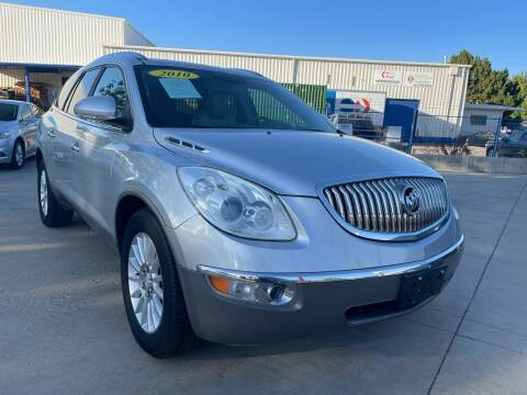 2010 Buick Enclave for sale at AP Auto Brokers in Longmont CO