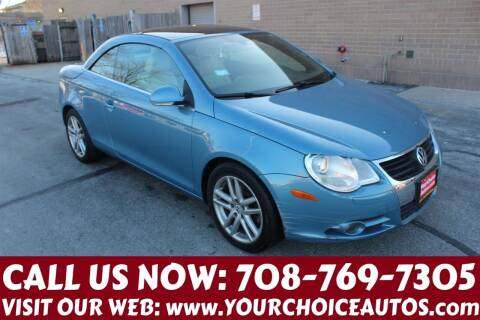 2008 Volkswagen Eos for sale at Your Choice Autos in Posen IL