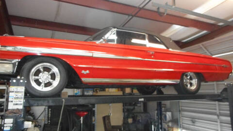 1964 Ford Galaxie 500 for sale at Classic Connections in Greenville NC