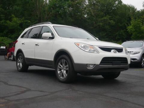 2012 Hyundai Veracruz for sale at Canton Auto Exchange in Canton CT