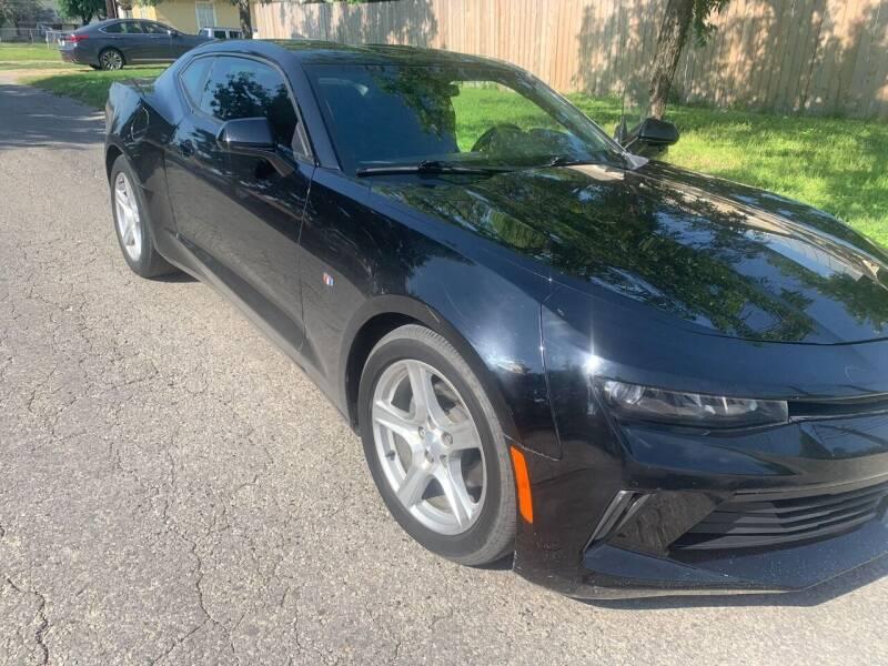 2017 Chevrolet Camaro for sale at Progressive Auto Plex in San Antonio TX