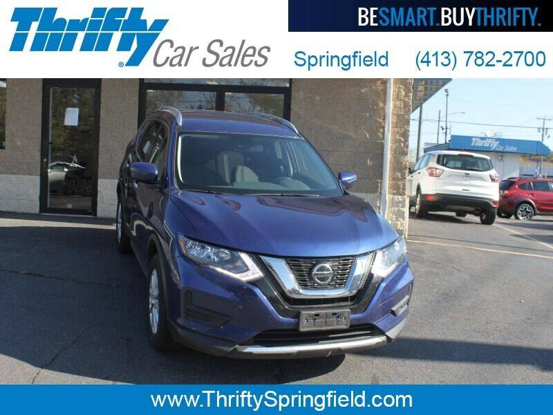 2020 Nissan Rogue for sale at Thrifty Car Sales Springfield in Springfield MA