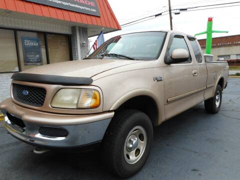 1997 Ford F-150 for sale at Super Sports & Imports in Jonesville NC