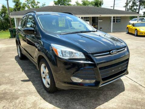 2016 Ford Escape for sale at Lumberton Auto World LLC in Lumberton TX