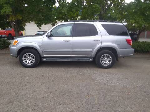 2003 Toyota Sequoia for sale at Car Guys in Kent WA