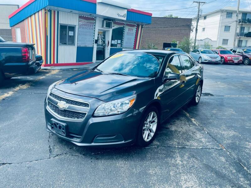 2013 Chevrolet Malibu for sale at Car Credit Stop 12 in Calumet City IL