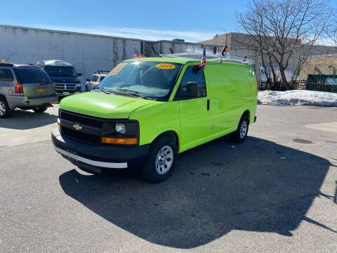 2011 Chevrolet Express Cargo for sale at 1020 Route 109 Auto Sales in Lindenhurst NY