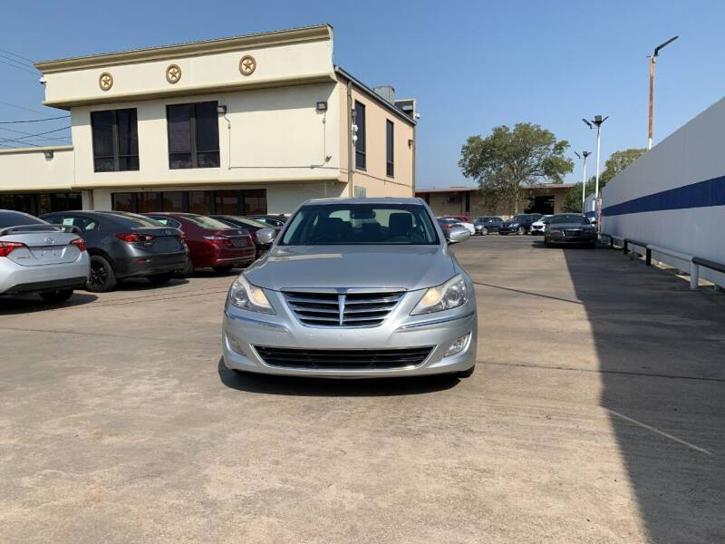 2013 Hyundai Genesis 3.8L 4dr Sedan - Houston TX