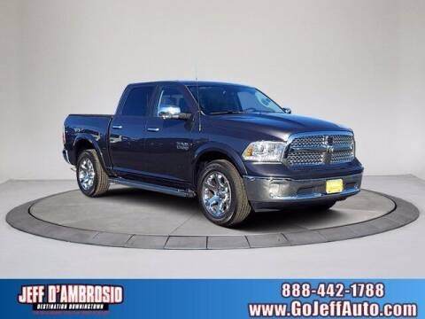 2017 RAM Ram Pickup 1500 for sale at Jeff D'Ambrosio Auto Group in Downingtown PA