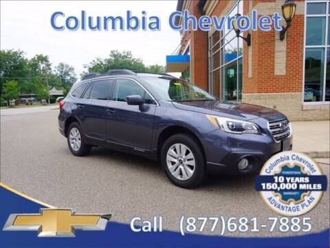 2017 Subaru Outback for sale at COLUMBIA CHEVROLET in Cincinnati OH