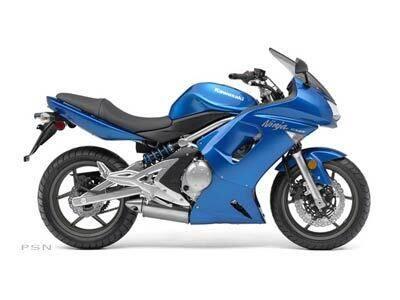 2007 Kawasaki Ninja® 650R