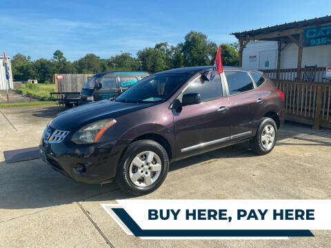 2014 Nissan Rogue Select for sale at CarWorks in Orange TX