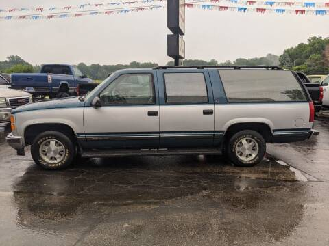 1994 GMC Suburban for sale at GREAT DEALS ON WHEELS in Michigan City IN