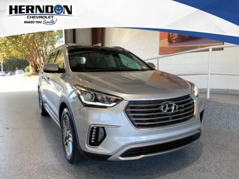 2017 Hyundai Santa Fe for sale at Herndon Chevrolet in Lexington SC