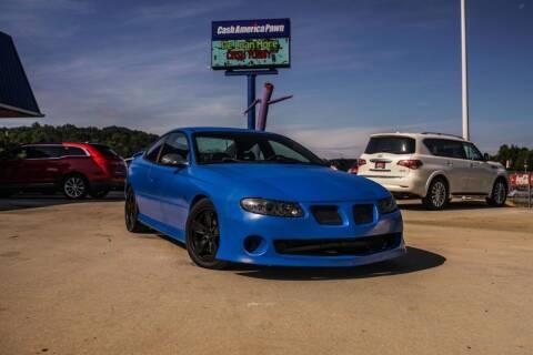 2004 Pontiac GTO for sale at CarUnder10k in Dayton TN