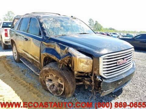 2016 GMC Yukon for sale at East Coast Auto Source Inc. in Bedford VA