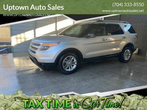 2013 Ford Explorer for sale at Uptown Auto Sales in Charlotte NC