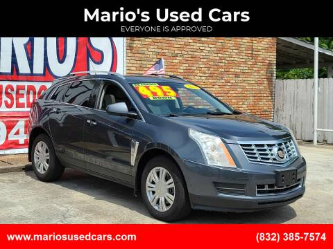 2013 Cadillac SRX for sale at Mario's Used Cars - South Houston Location in South Houston TX