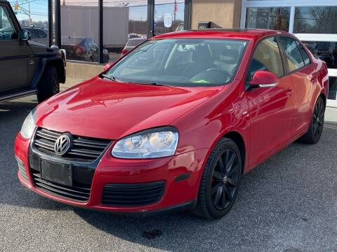 2010 Volkswagen Jetta for sale at MAGIC AUTO SALES in Little Ferry NJ