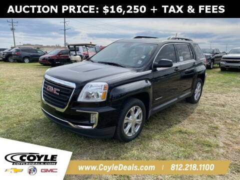 2017 GMC Terrain for sale at COYLE GM - COYLE NISSAN - Coyle Nissan in Clarksville IN