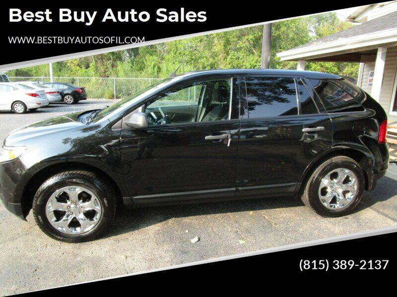 2012 Ford Edge for sale at Best Buy Auto Sales of Northern IL in South Beloit IL