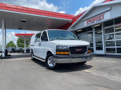 2018 GMC Savana Cargo for sale at Furrst Class Cars LLC in Charlotte NC