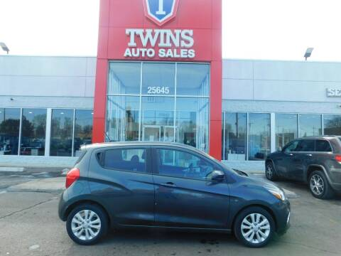 2018 Chevrolet Spark for sale at Twins Auto Sales Inc Redford 1 in Redford MI