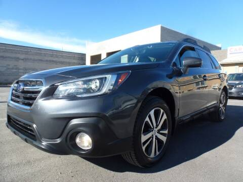 2019 Subaru Outback for sale at CarPrice Corp in Murray UT