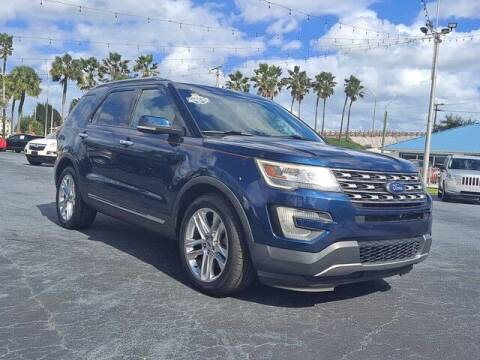 2016 Ford Explorer for sale at Select Autos Inc in Fort Pierce FL