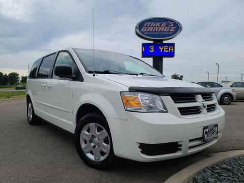 2010 Dodge Grand Caravan for sale at Monkey Motors in Faribault MN