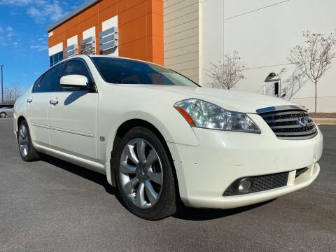 2007 Infiniti M45 for sale at ELAN AUTOMOTIVE GROUP in Buford GA
