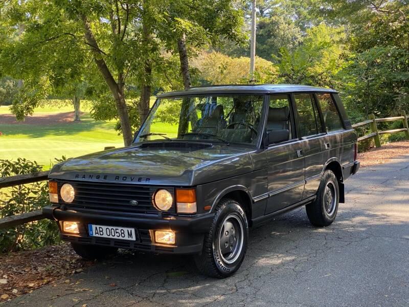 1992 Land Rover Range Rover for sale at Motor Co in Atlanta GA